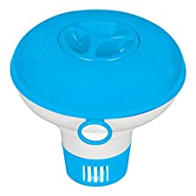 Intex Swimming Pool and Spa Floating Chemical Dispenser (Bromine and Chlorine) #29040