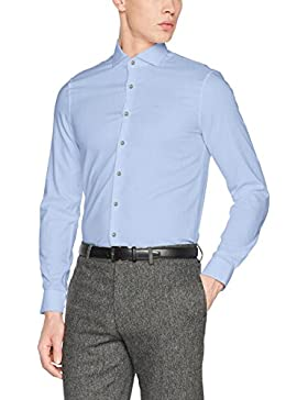 Calvin Klein Norwich Slim Fit Ftc, Camicia Formale Uomo