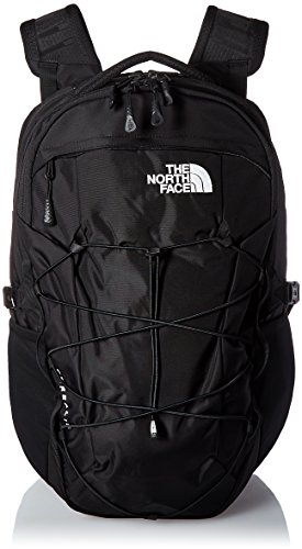 The North Face, Borealis, Zaino, Unisex adulto, 28 Litri, Nero (Tnf Black), Taglia Unica