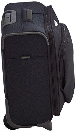 """Samsonite Spark Rolling Tote 16.4"""" Laptop Rollkoffer, 41cm, 32 L, Black Black"""