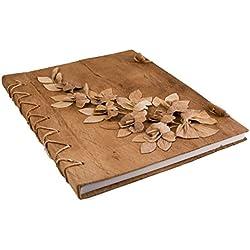 Libro de firmas naturaleza