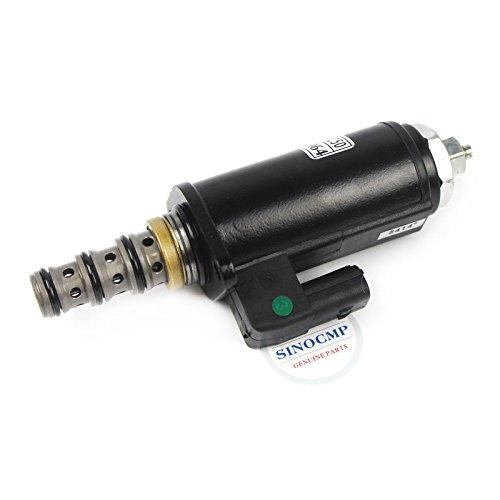 Sinocmp Électrovanne Yn35 V00048 F1 Électrovanne Kdrde5 K-31/30 C50-122 (Point Vert) pour Kobelco SK200-8