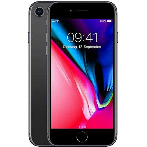 Preisvergleich Produktbild MQ6G2QN / A Apple iPhone 8 4G 64GB Space Gray EU