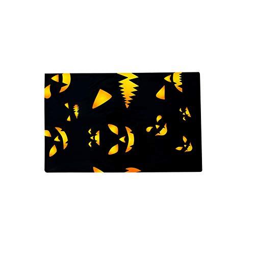 Spider Web Kürbis - Aploa Tischdecke mit Fleckschutz rechteckig, Halloween