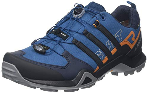 Adidas Terrex Swift R2 GTX, Zapatillas de Cross para Hombre, Azul Legend Marine/Core Black/Tech Copper...