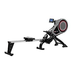 AsVIVA RA14 Rudergerät Magnetic Rower Cardio mit 13kg Schwungmasse,...