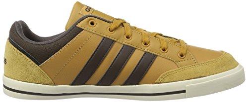 adidas Cacity, Chaussures de Sport Homme, Marron Multicolore (marron moyen)
