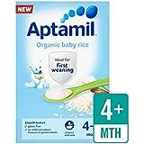 Aptamil 4-6 Mths + Organic Baby Rice 100G
