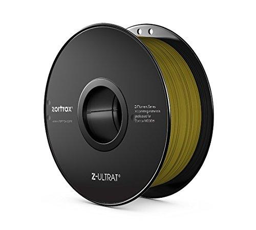 Zortrax 5902280820390 Z-ULTRAT Filament pour Imprimante 3D, Olive