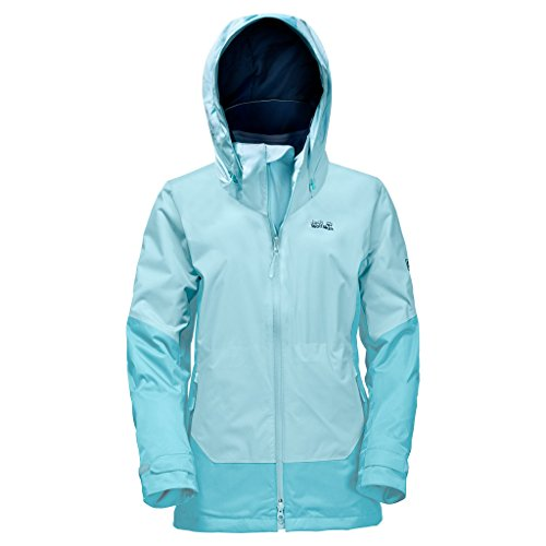 Jack Wolfskin Discovery Cove JacketWomen Mineral Blue