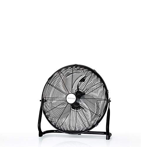 IKOHS EOLUS Turbo - Ventilador de Suelo Industrial, 110 W, Potente Flujo de Aire, Ligero, Ajustable...