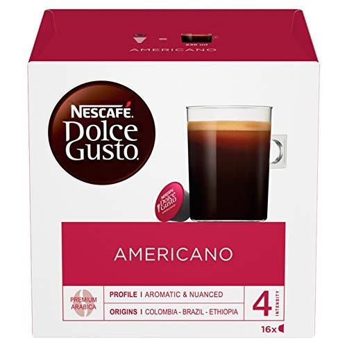 A photograph of Nescafé Dolce Gusto Americano
