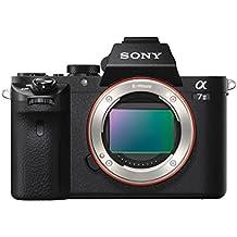 Sony Alpha ILCE-7M2 E-Mount Vollformat Digitalkamera Zeiss Kit (24,3 Megapixel, 7,6cm (3 Zoll) LCD Display, Full HD Videofunktion (XAVC S, AVCHD), Exmor CMOS Sensor, inkl. SEL-2470Z Objektiv) schwarz