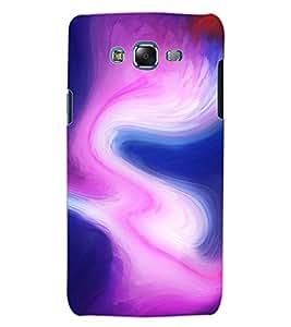 ColourCraft Colour Abstract Design Back Case Cover for SAMSUNG GALAXY J5