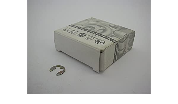 VW genuine retainer lock washer linkage clip N0124362
