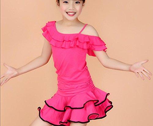 ädchenkleidung und Tanzkostüme Theatrical Costume, 140cm, pink (Theatricals Tanz Kostüme)