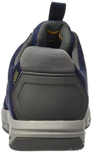 Caterpillar Filter Gore-Tex, Sneakers Basses Homme Bleu (Mens Blue Depths)