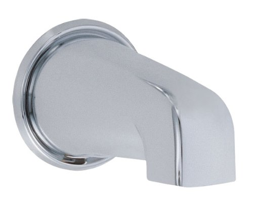 Danze D606325 8-Inch Wall Mount Tub Spout, Chrome by Danze - Danze 8