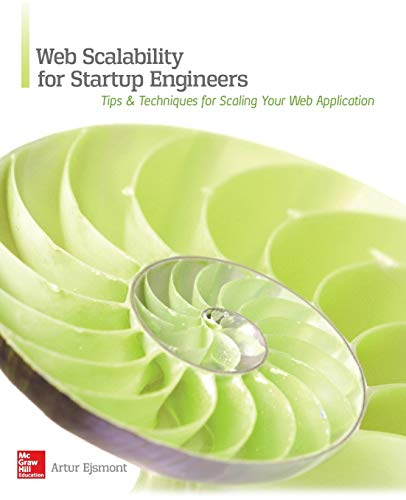 Web Scalability for Startup Engineers por Artur Ejsmont