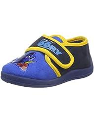 Findet Dory Boys Kids Velcro low Houseshoes - Zapatilla de estar por casa Niños