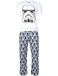 Star Wars Storm Trooper Ensemble de Pyjama en Coton Homme