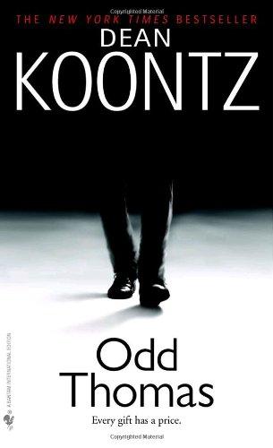 Book cover for Odd Thomas