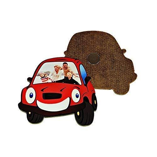 Magnet Magnete aus Holz MDF Personalisiert Wunschdruck Foto Car Kamera Geschenkidee