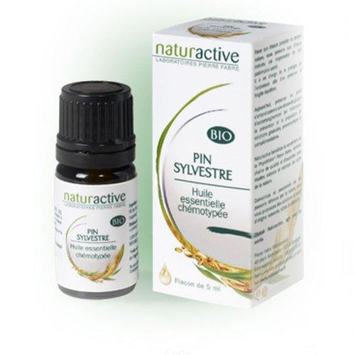 naturactive Olio Essenziale Bio Pino Silvestre 5ml