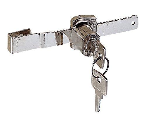 g.d.s F0130–320Schloss für Schiebefenster, Mehrfarbig