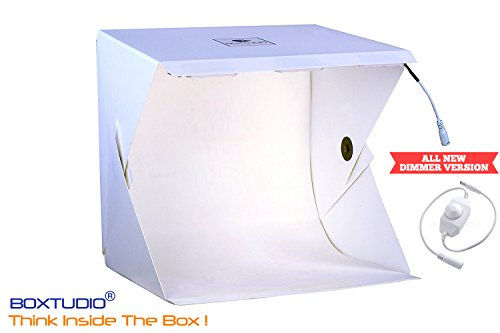BOXTUDIO®-Tabletop Portable PhotoStudio-Think Inside The Box !-100% Made in India
