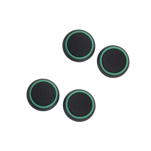 Segolike 2 Pairs Replacement Controller Joystick Thumbstick Cover Caps Grips for Sony PS4/ for Xbox one / Xbox 360 Console  available at amazon for Rs.140