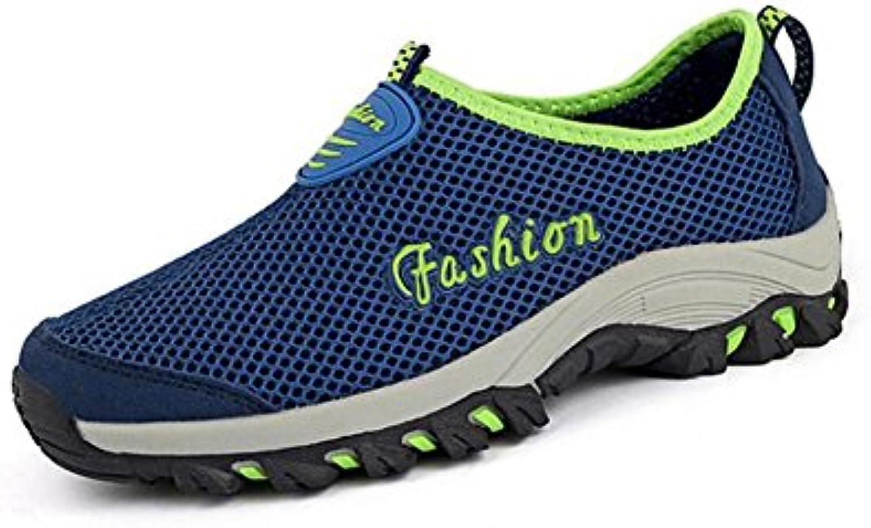Sports Shoes Sommer Herren Leder Wandern Sandalen Herren Strand Schuhe Kuh Leder Handgemachte Freizeit Hausschuhe