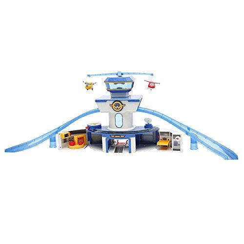 Super Wings 70710831-Aeropuerto, Juego