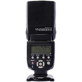YONGNUO YN-565EX II YN565EX II  Flash Blitz For Canon