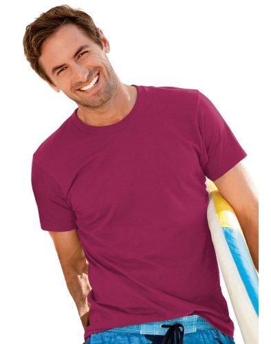 hanes-camiseta-de-adulto-ecosmart-5250-3x-verde-safety-green