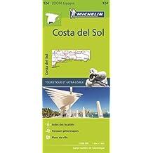 Carte Zoom 124 Espana Costa des Sol