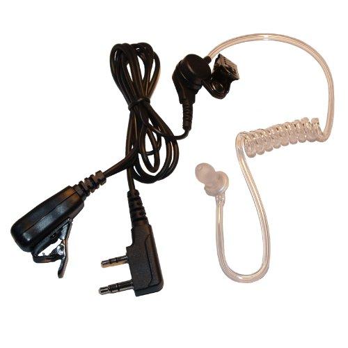 Schallschlauch Mikrofon Ohrhörer für Kenwood tk-2202/3202Serie