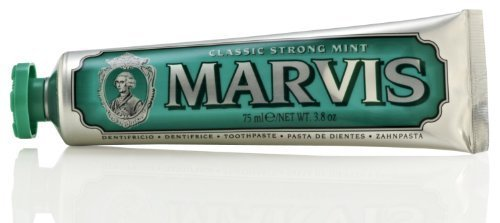 Marvis Classic Mint Toothpaste 75Ml by Marvis