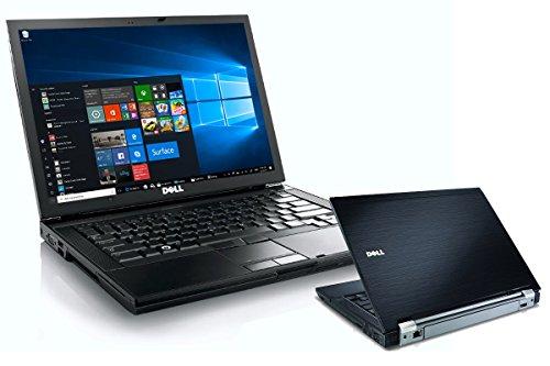 Dell Latitude E6400 Refurbished Laptop Windows 10 Core 2 Duo 2.66GHz 4GB Ram Warranty Widescreen (Certified Refurbished)