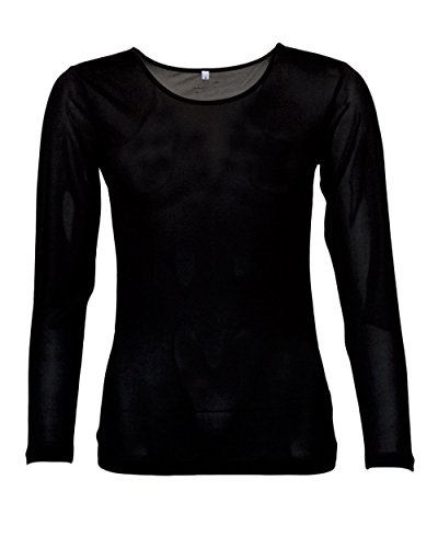 foster-natur-chaleco-para-mujer-color-negro-talla-x-large