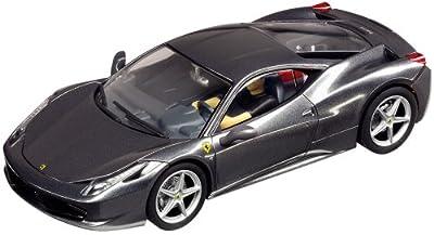 Carrera 20030565 Ferrari 458 Italia - Vehículo a escala en color gris [Importado de Alemania] de Carrera