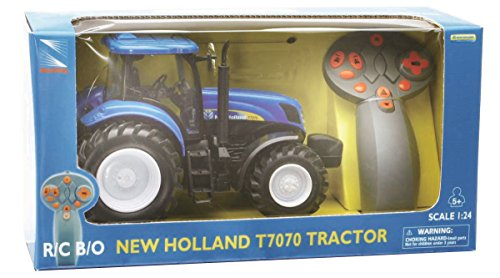 New Ray ferngesteuerter Traktor New Holland 1:24