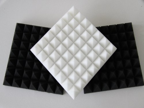 pyramidenkonig-minis-1-mousse-acoustique-alveolee-denv-25-x-25-x-5-cm-anthracite-noir