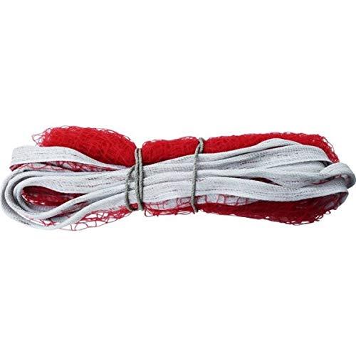 NETCO POWER Nylon Badminton NET 150 NO (RED)