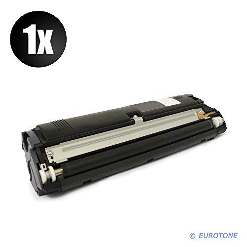 Minolta Rebuilt Laser Kartuschen (1x Eurotone Toner für Konica Minolta Magicolor 2400 2430 Desklaser W ersetzt 171-0589-004 QMS 2400)