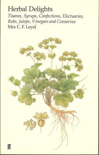 Herbal Delights (The Culpeper House herbals)