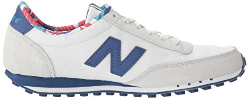 New Balance 410, Baskets Basses Femme Blanc (White)