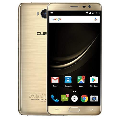 CUBOT A5 Octa-Core Smartphone Libre 4G Android 8.0 3GB RAM+ 32GB ROM 5.5' FHD 1920x1080 Dual SIM, Cámara 13Mp+8Mp...