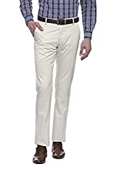 Allen Solly Mens Casual Trousers (8907088703200_AMTF1G01068_30W x36L_Beige)