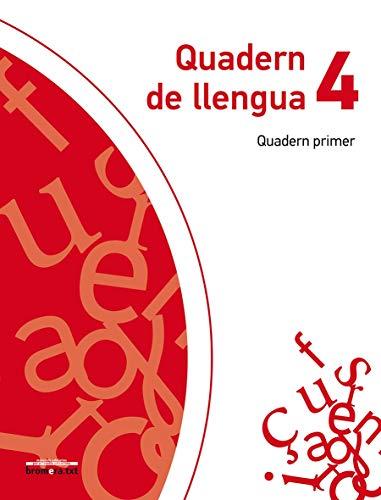 Quadern de llengua 4.1 - 9788490264515